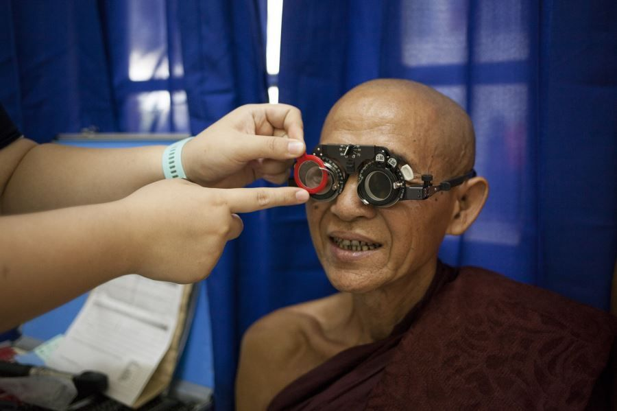 EVF Bringing Vision Care to Myanmar - Bago (13)