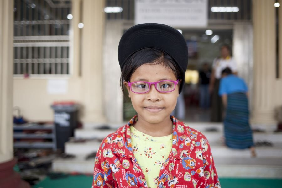 EVF Bringing Vision Care to Myanmar - Bago (44)