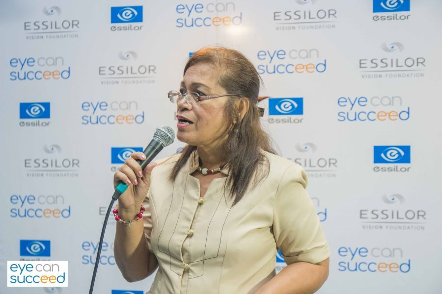 58d3b9428 Eye Can Succeed in Philippines | Essilor Vision Foundation